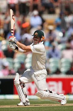 Australia and NSW opening batsman David Warner has just cracked a ton in the 2nd Test vs South Africa in Adelaide. Don't forget international cricket comes to Sydney January 3. Image courtesy of Getty Images and Cricinfo