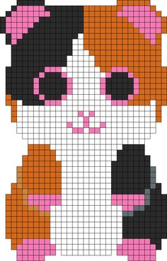 Nibbles Beanie Boo Boo from Guinea by indidolph.deviant … on – Strickmuster – Hama Beads Graph Paper Drawings, Easy Drawings, Beanie Boos, Hama Beads Patterns, Beading Patterns, Beaded Cross Stitch, Cross Stitch Patterns, Big Eyed Animals, Anime Pokemon