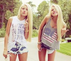 take a picture like this with my bestfriend. >>♥