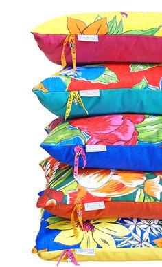 Almofadas para decoração