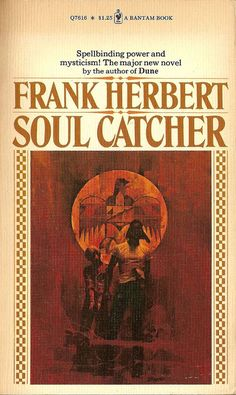Soul Catcher, book cover