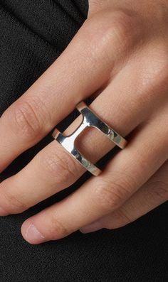 #PUBLIK                   #ring                     #ROWS #BERBERE #RING      TWO ROWS BERBERE RING                               http://www.seapai.com/product.aspx?PID=1092156