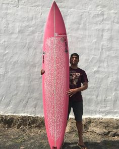 New Gun For @acaymofamara!! @jeffdoclausch by @lasantasurf  http://ift.tt/SaUF9M #surf #surfer #bigboard #bigwaves #jeffdoclausch #lasantasurfboards #lanzarote #islascanarias #canaryislands #lanzarotesurf #surfcanarias