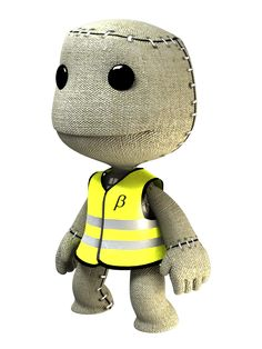 Little Big Planet, Small Planet, Tools And Toys, Planets, Vest, Cosplay, Bedroom, Sewing, Tv