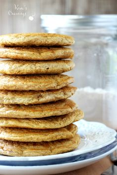 Hello! Thanks so much for signing up for my weekly newsletter! Pancakes are one of my favorite foods and I absolutely love Kodiak Cakes brandpancake/waffle mix. Kodiak Cakes Flapjack and Waffle Mix is made with 100% whole grain flour and oat flour with a few other ingredients like baking powder and salt. Most light andRead More »