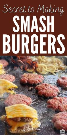 Best Beef Burger Recipe, Grilled Burger Recipes, Gourmet Burgers, Beef Burgers, Grilling Recipes, Cooking Recipes, Hamburger Recipes, Veggie Burgers, Outdoor Griddle Recipes