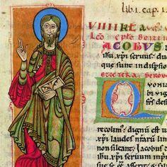 Códice Calixtino ou Liber Sancti Iacobi (fol. 4r.)