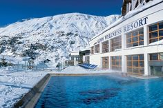 Alpen Wellness Resort #Hochfirst ****superior in #Obergurgl - Tirol - #Austria