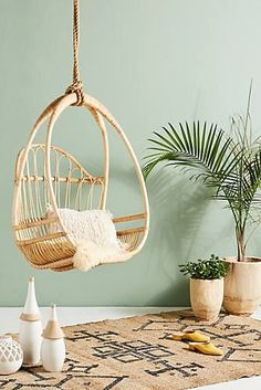 Woven Hanging Chair