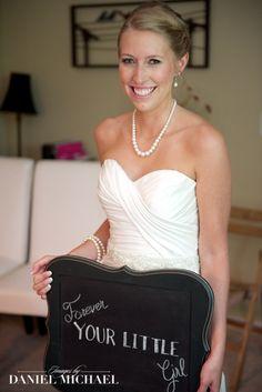 Forever Your Little Girl Bride