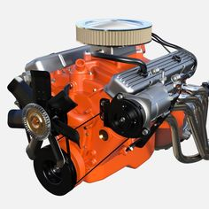 Chevy 350 Engine, Truck Engine, Render Image, Kat Dennings, Chevy Nova, Model Gallery, Diy Garage, Military Weapons, Chevrolet Trucks
