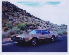 1970 Oldsmobile Toronado - I had the '70 GT, an interesting one year body style.  This one looks very nice.