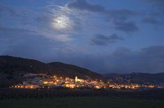 Lliber Village, Jalon Valley, Costa Blanca, Spain