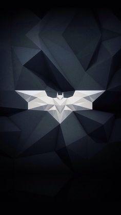 Glass Batman