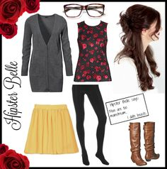 Hipster Belle costume                                                       …
