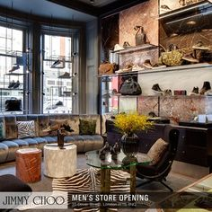 98ec6b60fa New Jimmy Choo men s flagship store opens at Mayfair