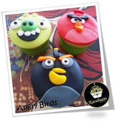 cupcakes Angry Bird