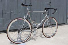 Bici Fixed, Road Bike, Cycling, Bicycle, Steel, Vintage, Pink, Bicycles, Biking