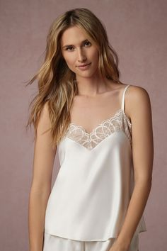 Cosette Camisole from @BHLDN