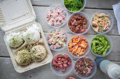 Hawaiian Poke, plate lunch & pupu's~ Source Google: Poke