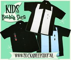 Classic Bowling Shirts for Kids