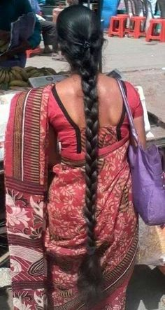 ℳanmathan December 12 2018 at PM - New Site Braids For Long Hair, Long Hair Cuts, Long Hair Styles, Indian Hairstyles, Braided Hairstyles, Pigtail Hairstyles, Pigtail Braids, Beautiful Braids, Beautiful Long Hair