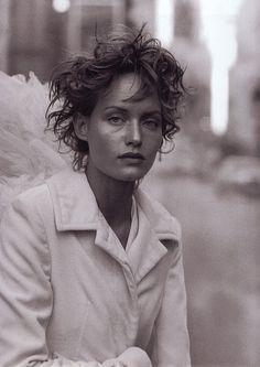 "Peter Lindbergh      Harper's Bazaar 1993 ""City of Angels"" by Peter Lindbergh  from avantgarde.blogsome.com"