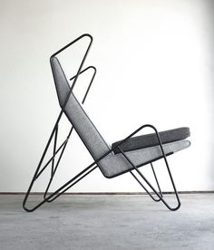 Roan Barrion - Series Z Lounge Chair