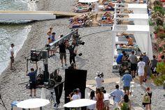 Foto - Mr e Mrs Grey in luna di miele al Paloma Beach | 50 Sfumature Italia