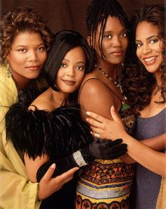 Living Single - the african-american (Moorish) version of friends, some would say. yet this series came before friends. living single was another really great show of the Black Girls Rock, Black Girl Magic, Beautiful Black Women, Beautiful People, Afro, Black Sitcoms, Black Tv Shows, Living Single, Black Actresses