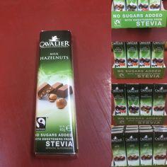 Σοκολάτα με Στέβια. Χωρίς Ζάχαρη. ΜΠΟΥΚΙΕΣ - CATERING/ΚΟΜΟΤΗΝΗ #stevia