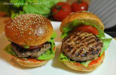 Hamburger ricetta