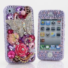 Style # 466 Bling Cases, Handmade 3D crystals gold castle design case for iphone 5, iphone 5s, iphone 6, Samsung Galaxy S4, S5, Note 2, Note 3, LG, HTC, Sony – LuxAddiction.com