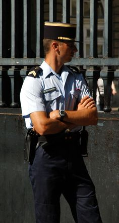 french police uniform - Google Search