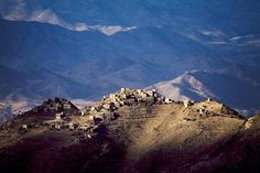 This beautiful village is in the mountains of Yemen. Farmers have cultivated crops on terraces for centuries, and…