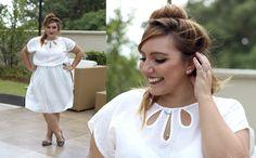 Sabe onde comprar vestido de festa plus size? Veja onde comprar e qual modelo escolher para casamentos, formaturas, eventos sociais, ano novo e muito mais.