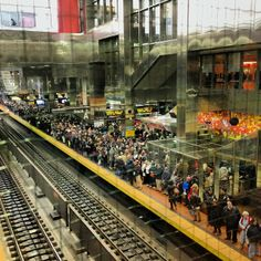This Is What It Looks Like to Be Commuting On SEPTA Right Now - photo by @Carolyn Huckabay