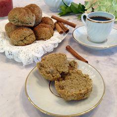 Bolos Light, Paleo, Gluten, Vegan, Cravings, Muffin, Low Carb, Cookies, Breakfast