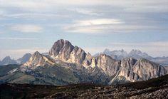 1981 sulle Dolomiti