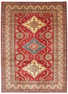 Kazak carpet AMZN777 218x300 from Pakistan - Buy your carpets at CarpetVista