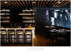 Rockit Bar & Grill: River North Redesign by Kara Mann