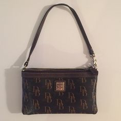 Dooney & Bourke Bags - Authentic Dooney & Bourke Mini Handbag