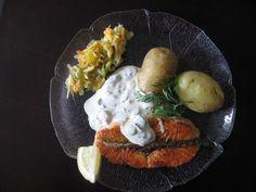 New Kitchen, Baked Potato, Potatoes, Eggs, Baking, Breakfast, Ethnic Recipes, Koti, Drinks