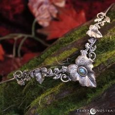 Terra Nostra elven jewelry, bracelets, headpieces and more ···   ··· Your Fantasy Costume