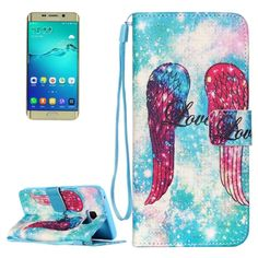 [$2.37] Lovely Abstract Pattern Horizontal Flip Leather Case with Holder & Card Slots & Wallet & Lanyard for Samsung Galaxy S6 Edge+ / G928