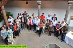 Noticias de La Palma - Actualidad: El Cabildo entrega 24 acreditaciones de empresas p...