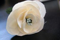 fabric flower #wisecraft
