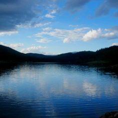 Monument Lake, Colorado
