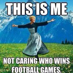 Not A Sports Fan