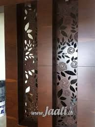 Image result for jaali partition for staircase